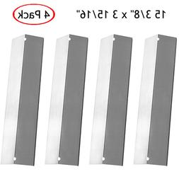 15 3/8'' Gas Grill Heat Shield Plate Replacement Parts for B