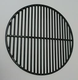 """18"""" Cast Iron Cooking Grate for Large Big Green Egg & Kamado"""