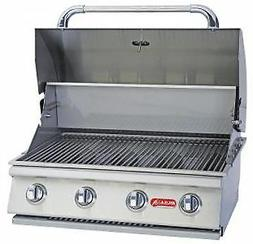 Bull Outdoor Products 26039 Natural Gas Outlaw Drop-In Grill
