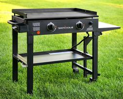 Blackstone 28 inch Outdoor Flat Top Gas Hibachi Grill Griddl