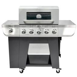 Cuisinart 3-In-1 Stainless Five-Burner Gas Grill