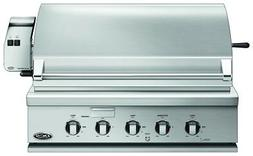 DCS 36 Inch Propane Gas Grill with Rotisserie