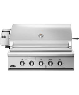 """36"""" DCS STAINLESS STEEL NATURAL GAS GRILL #BH1-36R-N   WE WI"""