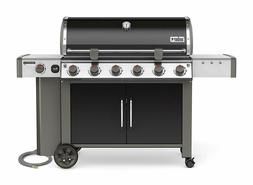 68014001 Weber Genesis 2 LX E-640 Outdoor Natural Gas Grill