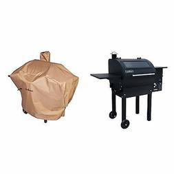 Camp Chef Magnum Pellet Outdoor Grill and Smoker + 24 Inch P