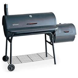 Char-Broil 1280 1,025-Square Inch Combination Offset Deluxe
