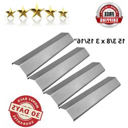 For Aussie BBQ Stainless Steel Gas Grill Heat Plate 4Pack Br