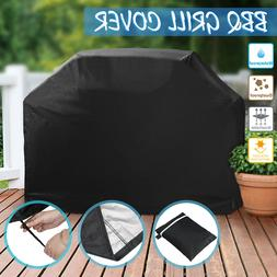 BBQ Cover 2 Burner Waterproof Outdoor UV Gas Charcoal Barbec