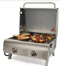 Cuisinart CGG-306 Chef's Style Stainless Tabletop Gas Grill