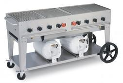"""Crown Verity Club Series CV-CCB-60 69"""" Wide Grill with 129 0"""