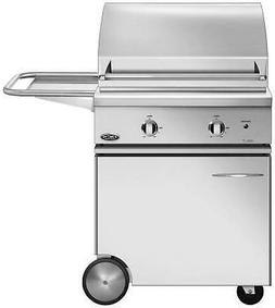 """DCS Gas Grill On CSS Cart, 30"""", Propane"""