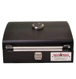 Deluxe Camp Chef Bbq Grill Box Professional Portable Barbecu