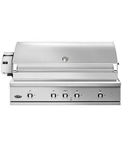DCS Evolution Built-In Gas Grill with Rotisserie , 48-Inch,