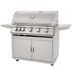 """Blaze Freestanding Grill with Lights, 40"""", Propane Gas"""