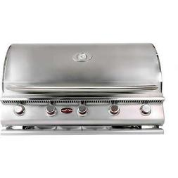 Cal Flame G5 40-Inch 5-Burner Built-In Propane Gas BBQ Grill