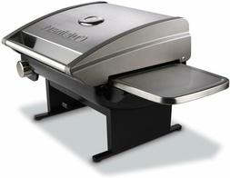 Cuisinart Gas Grill Tabletop CGG-200 All-Foods 12,000-BTU Ea