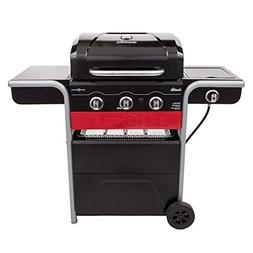 Char-Broil Gas2Coal 3-Burner Liquid Propane and Charcoal Hyb