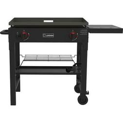 NEXGRILL Grill Griddle Flat Top Gas Propane Black Griddle To