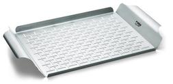 """Weber Grill Pan Stainless Steel 12"""" W X 17-3/8"""" L"""