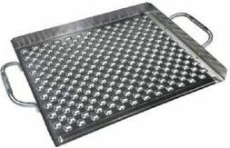 "Broil King Imperial Stainless Steel 15.5"" x 13"" Flat Topper"