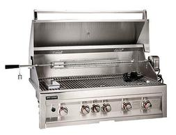 SUNSTONE – INFRARED 5 BURNER 42 INCH GAS BBQ GRILL