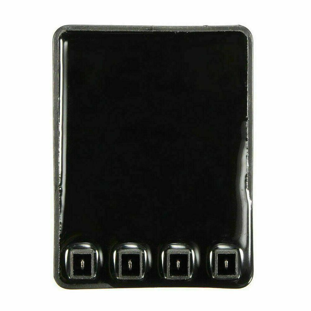2020 Replacement AA Battery Push Black New