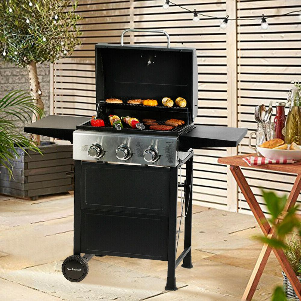 BBQ Patio Steel Outdoor Barbecue