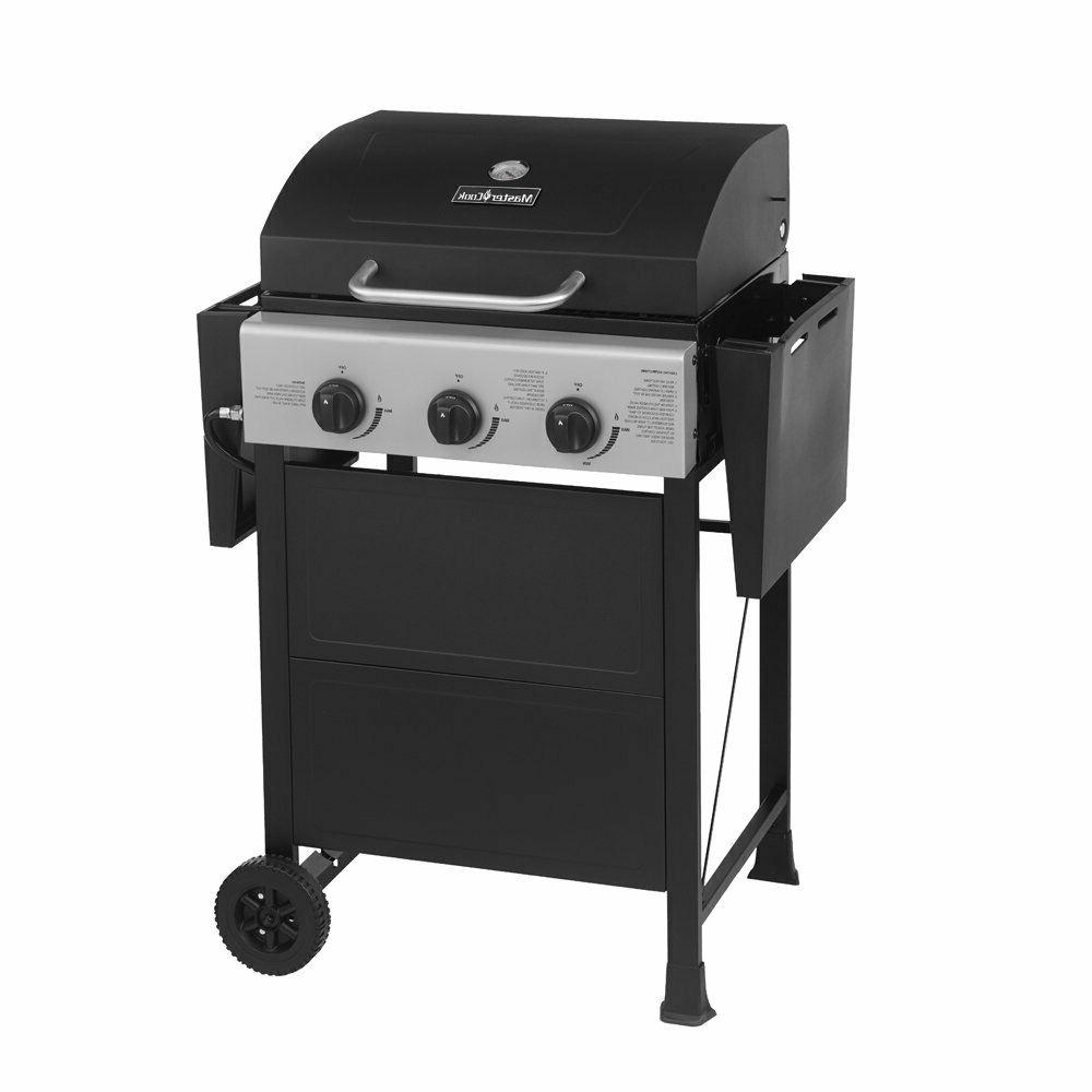 3 Gas BBQ Garden Patio Stainless Steel Outdoor Barbecue