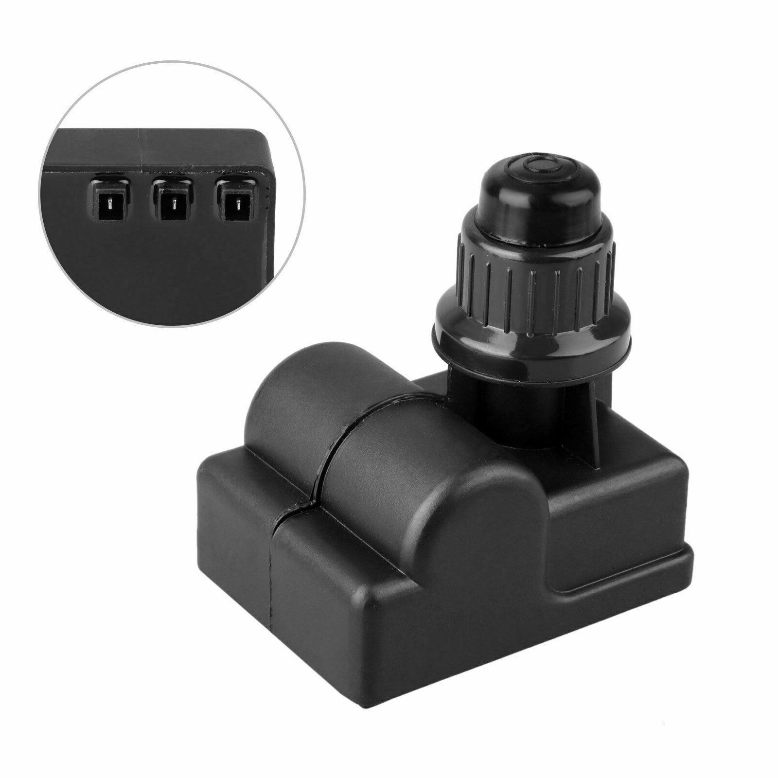 BBQ Replacement 3/4/6 Outlet Button New US