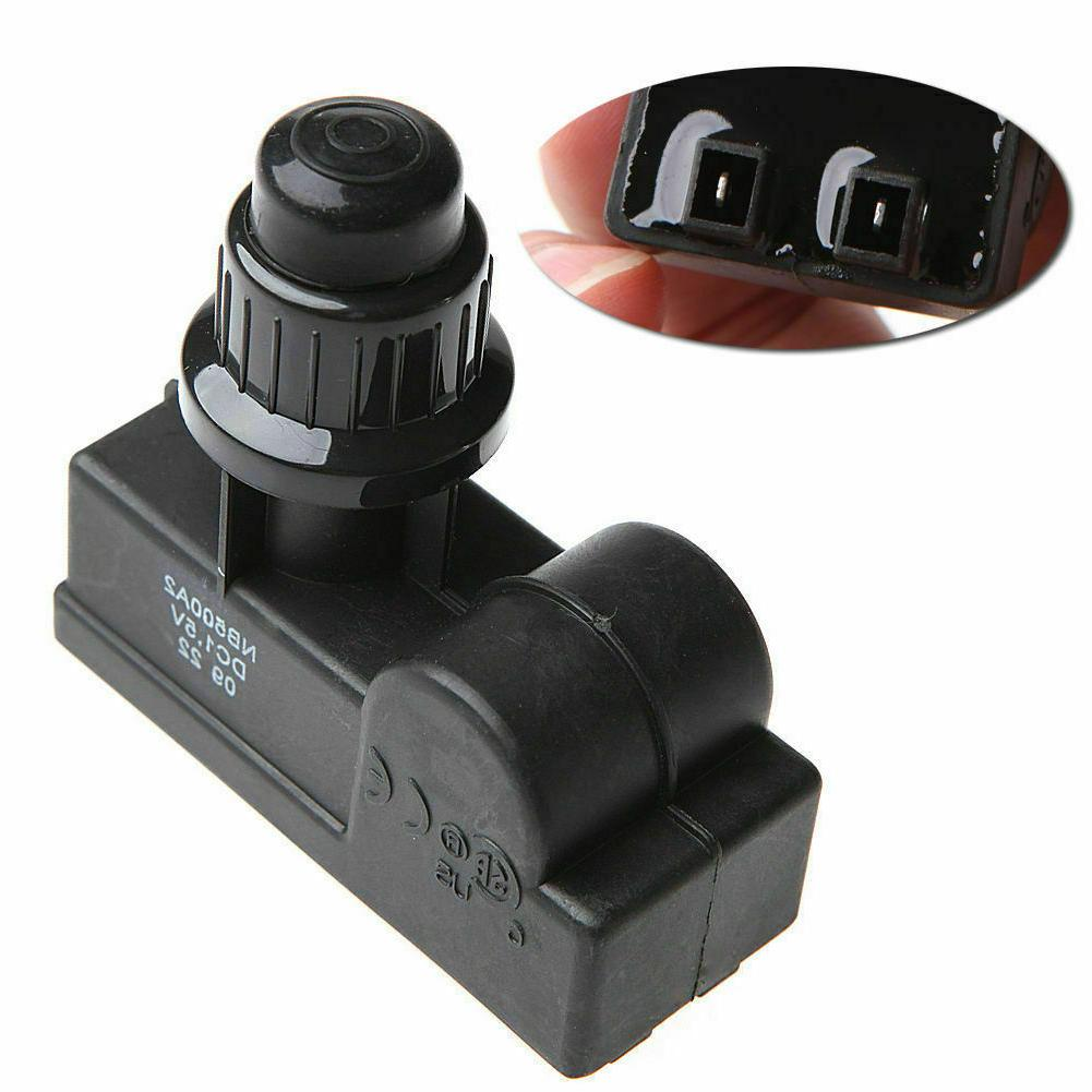 BBQ Gas 3/4/6 Outlet Battery Button Igniter Black New US