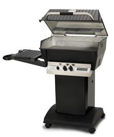 Broilmaster H3X Deluxe Gas Grill with Stainless Steel Grids
