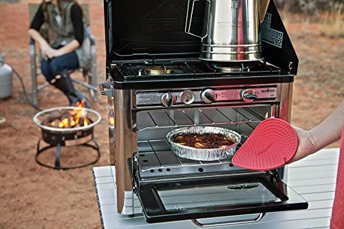 Camp Chef Oven Camping Stove
