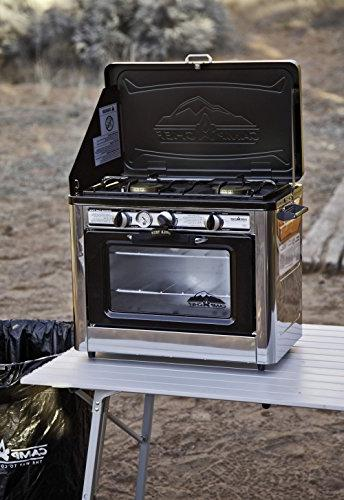 Camp Camping Oven with Burner Camping