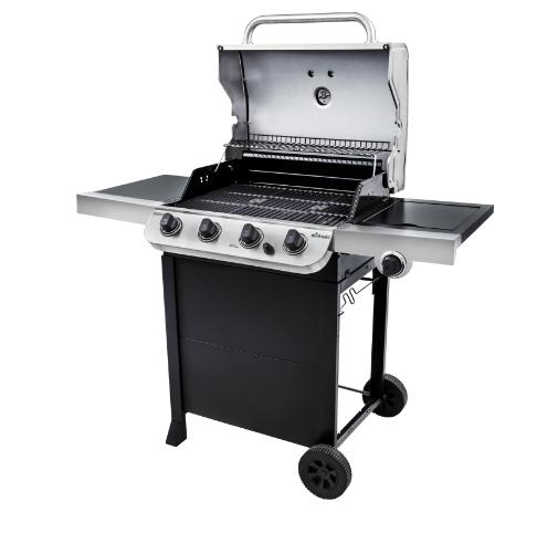 Char-Broil 463376519 Performance 4 bruner Gas Grill,