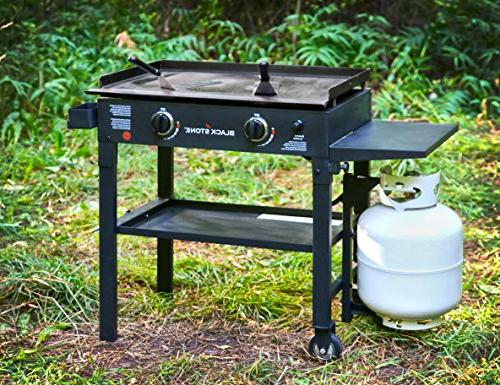 Blackstone Outdoor Flat Griddle - Fueled Restaurant - Professional Quality