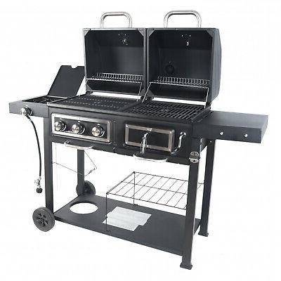 Dual Grill Cooking Family