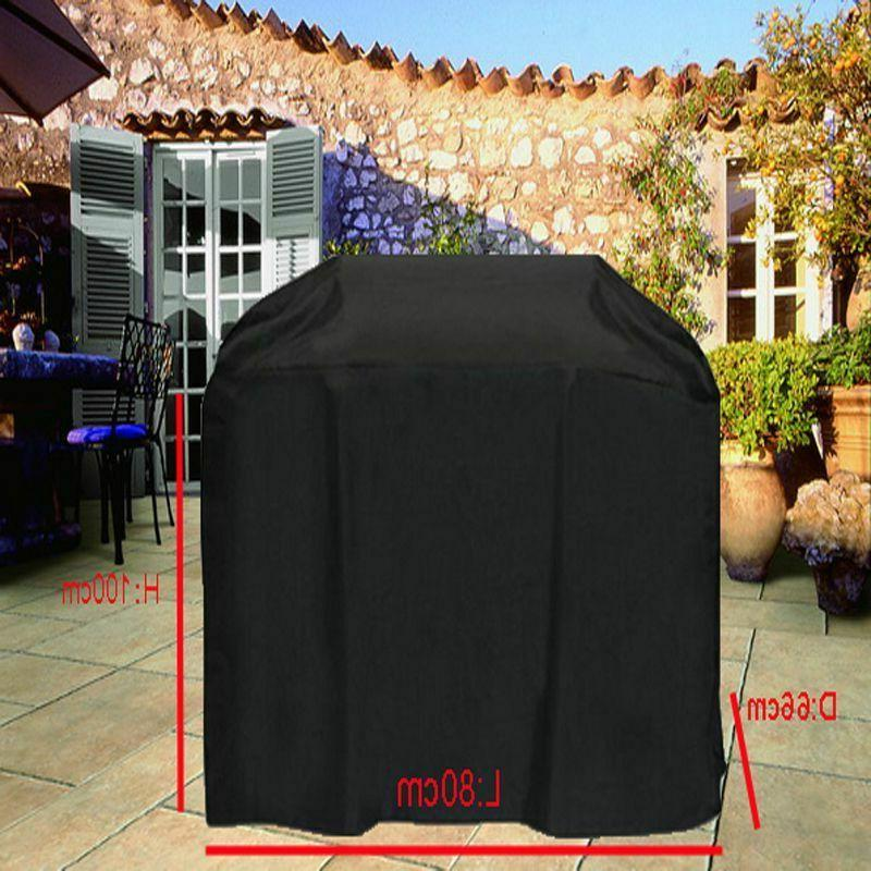 Grill Protective Covers Universal Barbecue Customs Gas Black