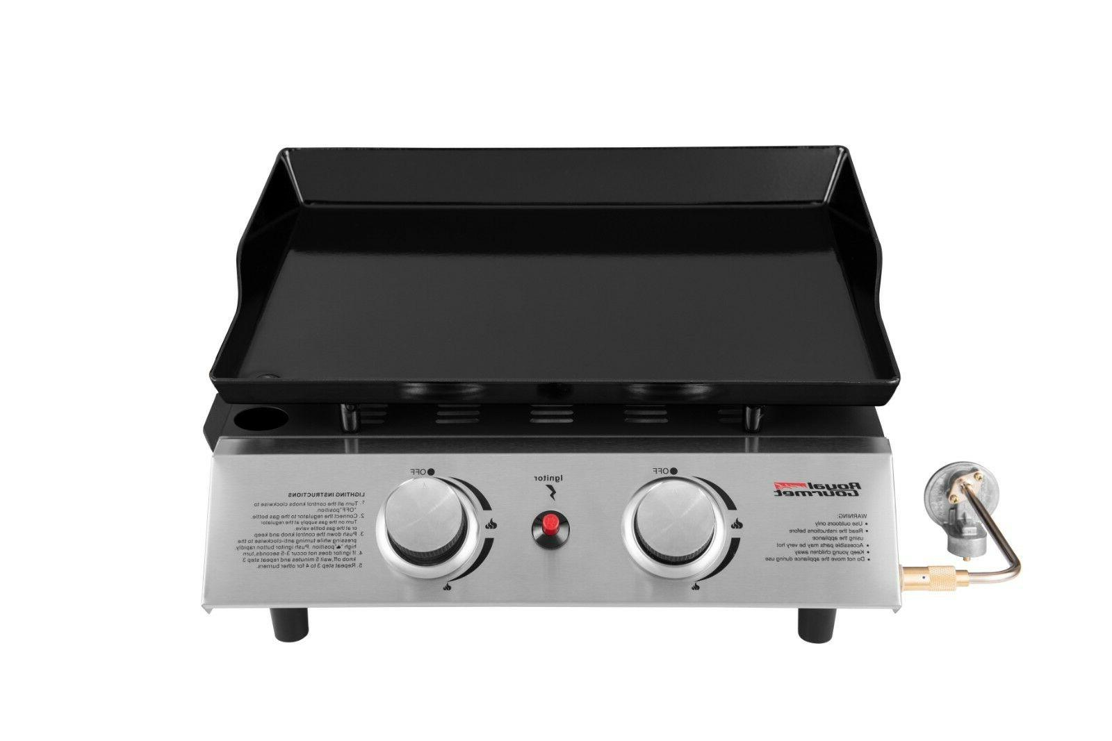 pd1200 portable 2 burner propane