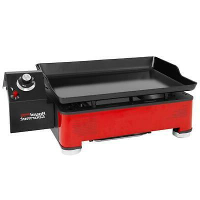 Table Grill Steel 1 Burner Outdoor BBQ Camp