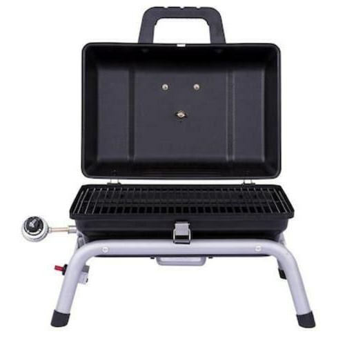 Portable Grill Outdoor Cooking Camping Tailgating Resistant