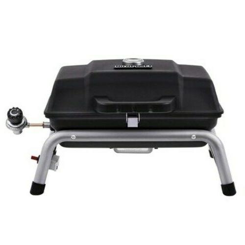 portable gas grill outdoor cooking camping tailgating