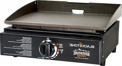 Portable Outdoor Propane Gas Griddle Picnic BBQ