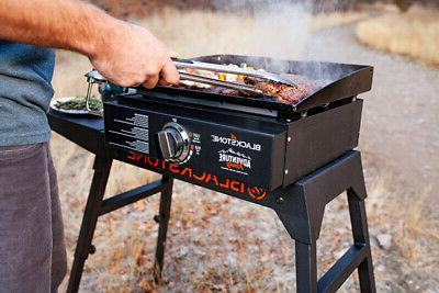 Portable Griddle Tabletop Picnic Barbecue