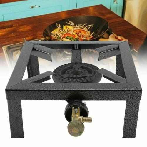 Portable Gas Stove Stand Grill Chic