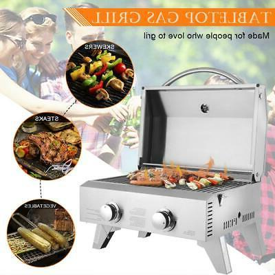 outdoor portable stainless steel propane gas 2