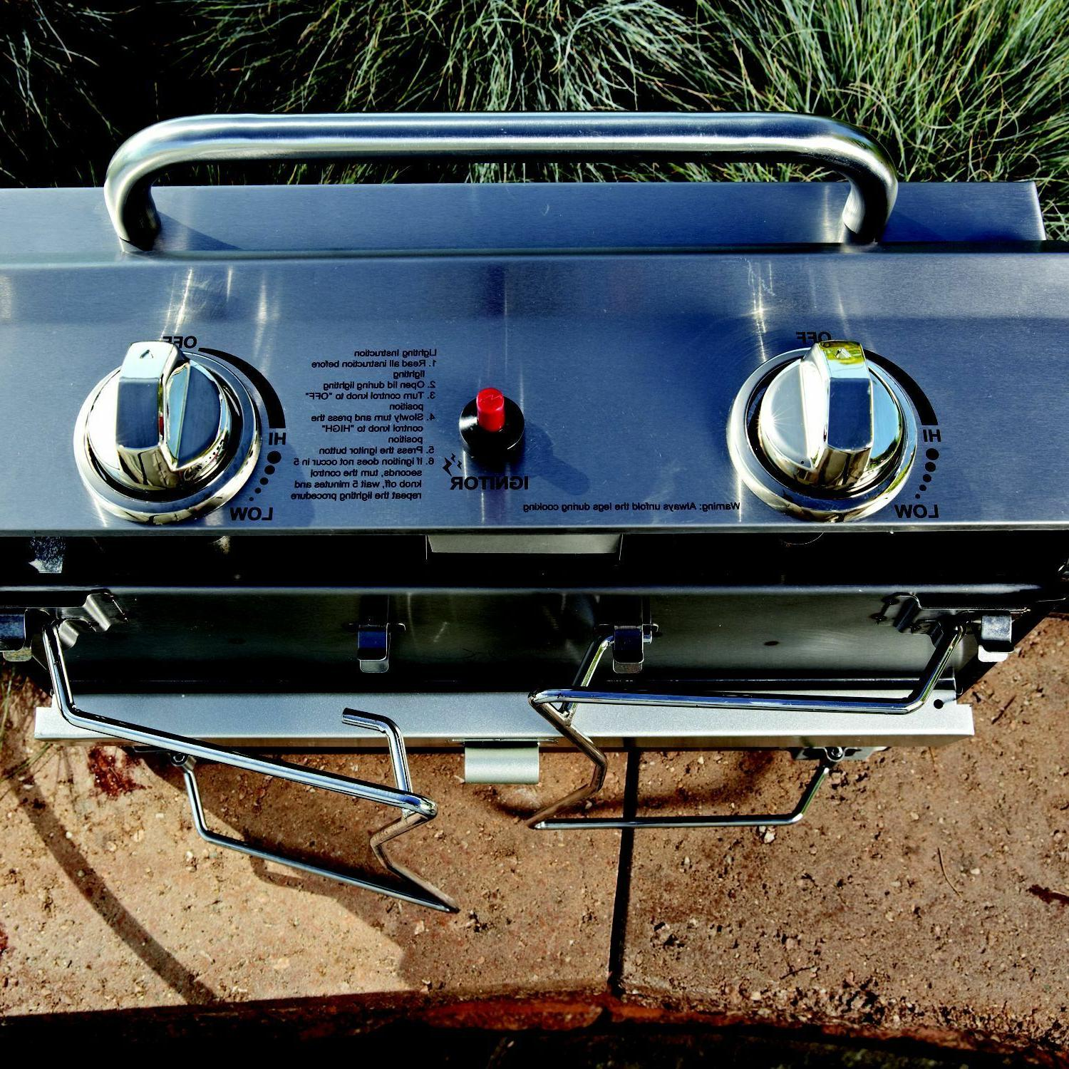OUTDOOR 2 GRILL COVER