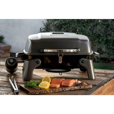 travel grill portable camping propane compact nex