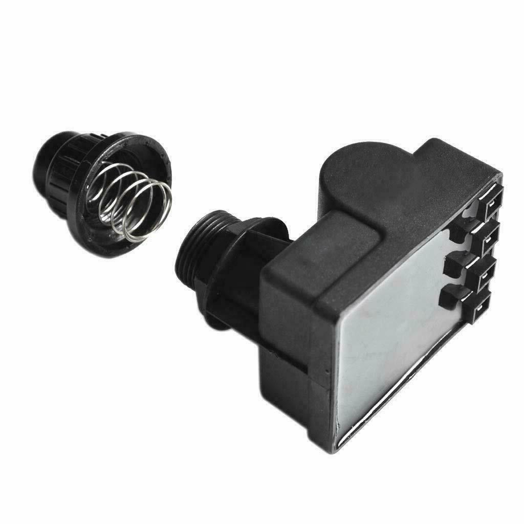 BBQ Grill 3/4/6 Battery Button Igniter Black US