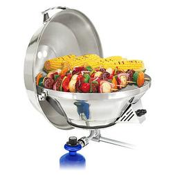 "Magma Marine Kettle 3 Gas Grill - Party Size - 17"" - A10-217"