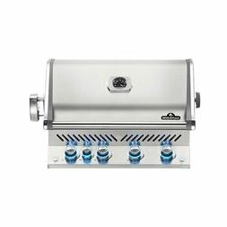 Napoleon Prestige PRO 500 Built-In Grill with Rotisserie, Na